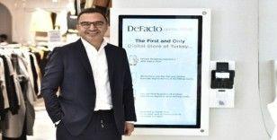 DeFacto, geleceğin mağazacılık konseptini Türkiye'ye getirdi