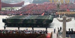 Çin'den 70. yıl dönümünde gövde gösterisi