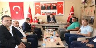 MHP Diyarbakır il ve ilçe teşkilatları gençlerle bir araya geldi