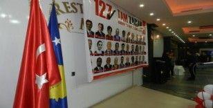 Kosova'da seçim kampanyası devam ediyor