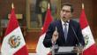 Peru devlet başkanı Kongre'yi feshetti