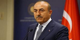 """Çavuşoğlu: """"Terörle mücadeledeki çifte standartları gündeme getirdik"""""""