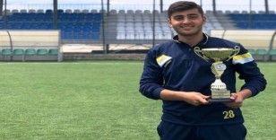 Mardinli futbolcu İstanbulspor'a transfer oldu