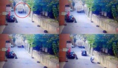 İstanbul'da inanılmaz kaza hurdacının feci ölümü