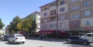 Konya'da apartmanda yangın büyümeden söndürüldü