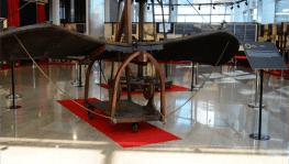 Leonardo Da Vinci İcatları Müzesi Ankara'da açıldı