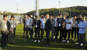"""Efe Aydın: """"Karanlıkta kalmış futbolcuları keşfetmek için yola çıktık"""""""