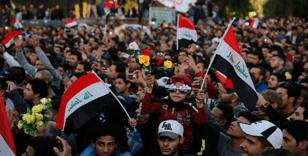 Irakta halk sokakta, yüzlerce yaralı var