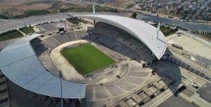 Atatürk Olimpiyat Stadı, UEFA Şampiyonlar Ligi finaline hazırlanıyor
