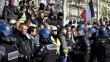 Fransa'da bu kez 22 bin polis sokağa çıktı