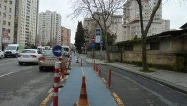 İstanbul'da bisikletler görmezden geliniyor