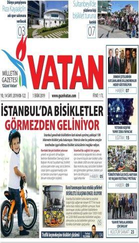 Güzel Vatan Gazetesi Sayı:121