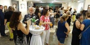 Marmaris Kültür Sanat Evi, 2 sergiyi birden ev sahipliği yaptı