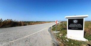 5 yılda 2 bin 359 km yol yapıldı
