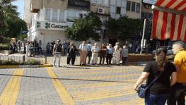 Aydın'da 900 polis 188 noktada yaya nöbeti tuttu