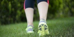 Her 30 dakika tempolu yürüyüş sağlığı koruyor