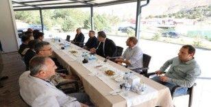 Ergan Dağı için iş adamlarından gelen otel teklifleri değerlendiriliyor