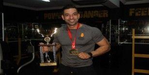 Milli sporcu Ali Osman Gürsoy, Türkiye'yi temsil edecek