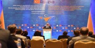 """Adalet Bakanı Gül: """"İnsan Eylem Planı güncelleme çalışmalarını başlattık"""""""