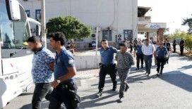 Silah kaçakçılarına 5 ilde operasyon: 9 gözaltı