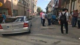 Bilecik'te otomobil ile motosiklet çarpıştı : 1 yaralı