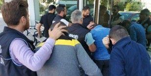 Samsun'da uyuşturucu ticaretinden 6 kişi tutuklandı