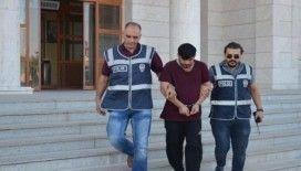 Cezaevi firarisi saklandığı evde yakalandı