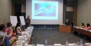 Kilis'te UNICEF Akran Mentörlüğü Projesi bilgilendirme toplantısı