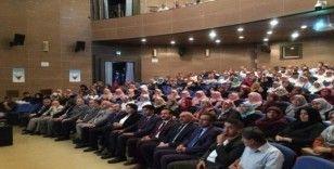 Çaycuma'da Camiler ve Din Görevlileri Haftası konferansı gerçekleşti