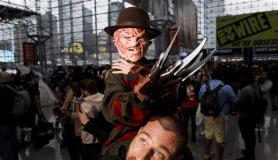ABD'nin en büyük eğlence fuarı 'Comic Con' başladı