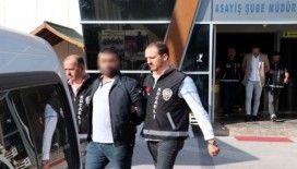 Evine girdikleri çifti polis süsü ile gasp eden 3 şahıstan 2'si tutuklandı