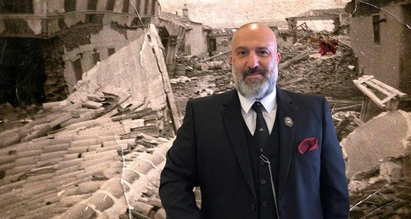 Deprem öldürmez ama tedbirsizlik öldürür