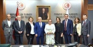 Zeytin ve zeytinyağı ihracatçıları Bakan Pekcan'dan destek istedi