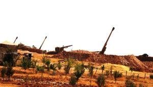 Mehmetçik sınırda eli tetikte bekliyor