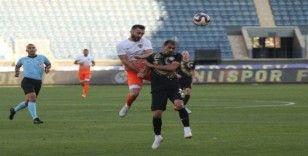 TFF 1. Lig: Osmanlıspor: 0 - Hatayspor: 1