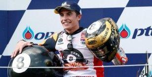 Marquez MotoGP'deki 6. şampiyonluğuna ulaştı