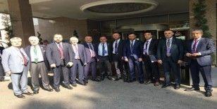 Başkan Fındıkoğlu, Özbekistan'da Türk İş ve Yatırım Forumu'na katıldı