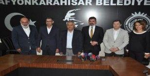 Avrupa Akrobasi Şampiyonası'nın final heyecanı Afyonkarahisar'da yaşanacak