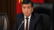 Kırgızistan Cumhurbaşkanı Putin'in ile telefonda görüştü