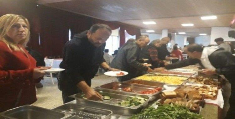 İstasyon GemicilerSpor dayanışma ve kaynaşma kahvaltısı düzenledi
