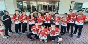 Kayserili Muaythaicilerden Dünya Şampiyonası'nda Madalyalara Ambargo