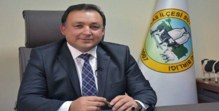 """Milas Süt Birliği Başkanı Gezgin; """"Çiğ süt referans fiyatı üreticimize nefes aldıracak"""""""