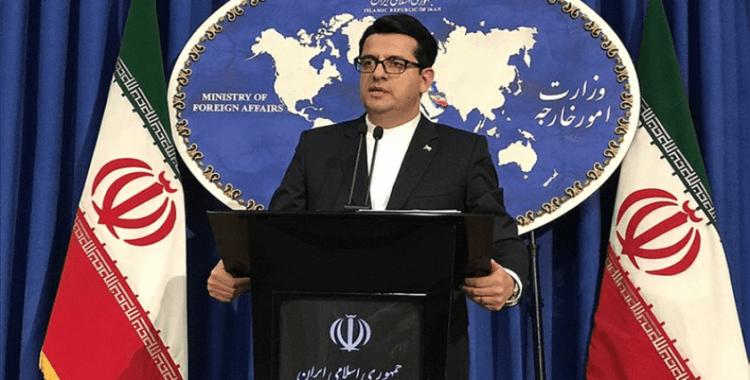 İran'dan Irak'taki olaylara ilişkin açıklama