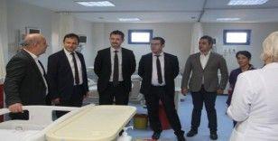 Ordu Devlet Hastanesinde yoğun bakım yatak sayısı 70'e yükseldi