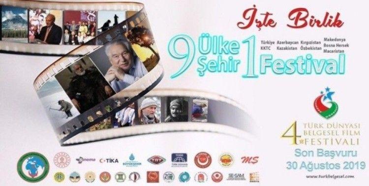 Türk dünyası 4. Uluslararası Belgesel Film Festivali ve Belgesel Film Yarışması sonuçlandı