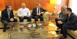 Erzincan'dan Leon'a işbirliği protokolü