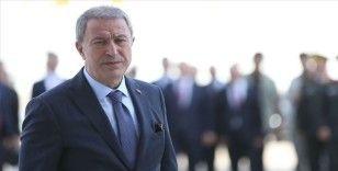 """Milli Savunma Bakanı Akar, """"Harekat ile ilgili çalışmalarımız devam etmekte"""""""