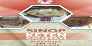 Sinop Keten Çalıştayı yarın başlıyor