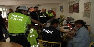 Beyşehir'de Emniyet mensupları sağlık taramasından geçti