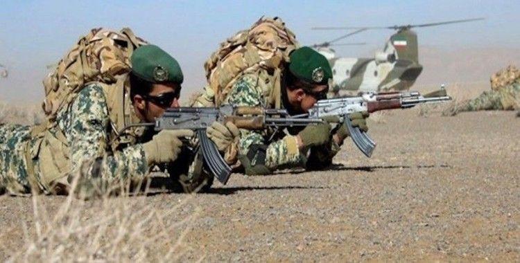 İran ordusu askeri tatbikata başladı